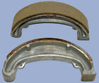 Honda CD200T Benly front brake shoes (1979-1986) new pair 140mm x 25mm