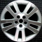Saturn Aura Machined 17 Wheel 2007 2010 19149985