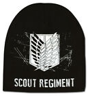 **Legit and New** Attack on Titan Scout Regiment Beanie **GE Animation**