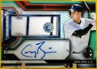 2016 Topps Strata Baseball Cards - Product Review and Hit Gallery Added 22