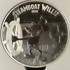2015 SILVER 1 KILO NIUE $100 STEAMBOAT WILLIE NGC PF70 ULTRA CAMEO MICKEY MOUSE