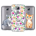 OFFICIAL MICKLYN LE FEUVRE CATS SOFT GEL CASE FOR HUAWEI PHONES 2