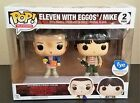 Funko Pop! Eleven With Eggos Mike 2 Pack Stranger Things FYE Exclusive Netflix