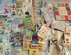SCRAPBOOK HUGE LOT Of SCRAP BOOKING CRAFTING STICKERS STAMPS PAPER MIXED LOT 1