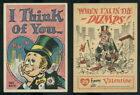 1959 Topps Funny Valentines Trading Cards 8