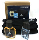 Adidas Moves & Deep Energy Special Gift Set With Adidas Scarf New in plain box