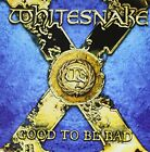 Whitesnake - Good To Be Bad - Whitesnake CD BUVG The Fast Free Shipping