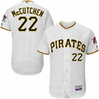 Andrew McCutchen Pittsburgh Pirates Majestic Home 6300 Player Authentic Jersey -