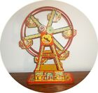 NICE CLEAN DISNEY Windup Chein Ferris Wheel  WORKS VERY WELL BELL RINGS