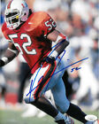 Ray Lewis Rookie Cards and Autograph Memorabilia Guide 40