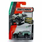QUESTOR MBX Ranger National Park  MBX Explorers  2013 Matchbox on a Mission