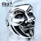 BEIER 2017 New V for Vendetta Stainless Steel Jewerly Wholesale Factory Price Mo