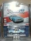 greenlight green machine CHASE,1974 FORD TORINO SILVER TIRES.series 25 NEW