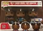 Funko Pop! WWE The New Day 3 Pack Box Set Toys R Us TRU EXCLUSIVE