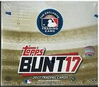 2017 Topps Bunt Sealed Hobby Box (36 Packs) Find an Aaron Judge RC!