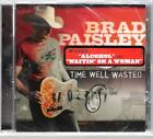 Time Well Wasted by Brad Paisley CD Aug 2005 Arista FACTORY SEALED CD