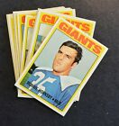 1972 Topps Football Cards 14