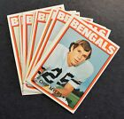 1972 Topps Football Cards 15