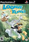 2003 LOONEY TUNES~BACK IN ACTION~PLAYSTATTION 2 (PS2) GAME~VG/C W/ INFO BOOKLET