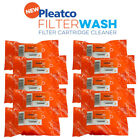 Pleatco Spa Filter Wash Ten Pack  Spa Cartridge Filter Cleaner 10 Pack