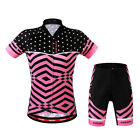 Cycling Jerseys Womens Mountain Bike Bicycle Shirt Tops with Shorts S XL PICK
