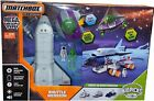 MATCHBOX MEGA RIG SHUTTLE MISSION PLAYSET BJF04 NEW