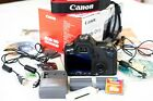 Canon EOS 50D 151MP Digital SLR Camera Body Only Bundle Low Shutter Count