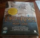 TOPPS LORD OF THE RINGS Return of the King Movie Card HOBBY Box SEALED 36 Packs