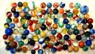 Vintage Antique Marbles ESTATE OLD Lot of 122 Alley Master Peltier MK Akro MORE!