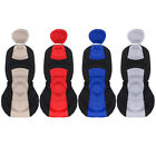 Universal Car Seat Covers Mesh Sponge Interior Accessories Full Cover 4-colors