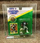 Starting Lineup Kenner 1991 Emmitt Smith Graded 85 Near Mint + NIB Sealed w Coin