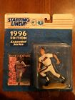 NEW Starting Lineup Dave Justice 1996 Extended Series Figure NIB Baseball SLU