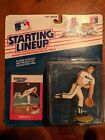 NEW Starting Lineup Mike Scott 1988 Figure Toy NIB Baseball SLU Astros Card