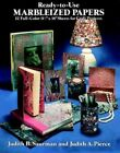 Ready-to-Use Marbleized Papers (Decorative Pap... by Pierce, Judith A. Paperback