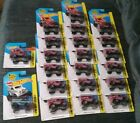 2014 HOT WHEELS MONSTER DAIRY DELIVERY LOT OF 21
