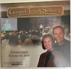 Andrew Wommack Ministries-Gospel Truth Seminar-Amsterdam Oct 30,2008-3 Audio CDs