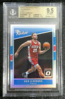 2016-17 BEN SIMMONS Donruss Optic The Rookies Holo #2 Rookie SP BGS 9.5 76ers