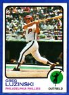 1973 Topps #189 Greg Luzinski Philadelphia Phillies