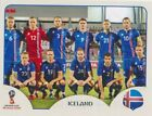 2018 Panini World Cup Stickers Collection Russia Soccer Cards 34