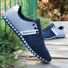 Mens Athletic Shoes Outdoor Training Sneakers Running Breathable Sports Shoes Z