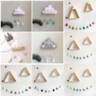 Baby Kids Room Nursery Home Cloud Raindrop Wall Mural Decor Stickers Decal Gifts
