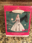 Celebration Barbie Ornament by Hallmark  Dated 2001 in Box!