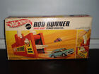 1969 Hot Wheels Rod Runner Vintage Track Accesory With Box Redline Era Rare