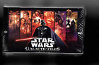 Star Wars Galactic Files series 1 sealed Box HARRISON FORD,CARRIE FISHER,HAMI?