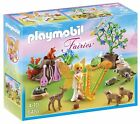 PLAYMOBIL 5451 Music Fairy with Woodland Creatures Playset New Sealed
