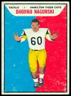 Bronko Nagurski Cards, Rookie Card and Autographed Memorabilia Guide 13