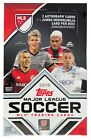 2018 Topps MLS Major League Soccer Cards Hobby Box with 24 Packs