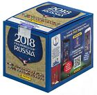 2018 Panini FIFA World Cup Russia Soccer Album Stickers Box of 50 Packets