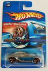 Hot Wheels 2006 Bugatti Veyron With Faster Than Ever