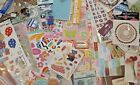 Huge Lot Scrapbooking Stickers and Embellishments includes Creative Memories
